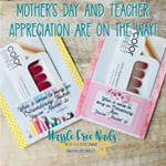 Get a Free Teacher Appreciation or Mother's Day Printable in our Group