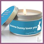 SHOP:  Some Bunny Loves You LIMITED Candle